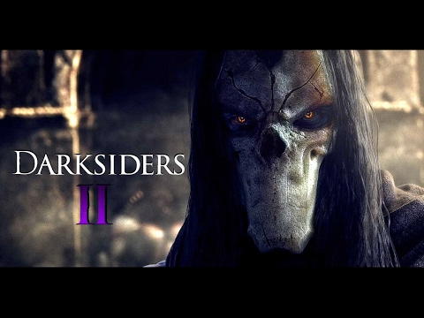 Darksiders 2: Deathinitive Edition PS4 Gameplay