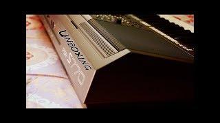 yamaha digital keyboard PSR S770 | Workstation New Unboxing 2018