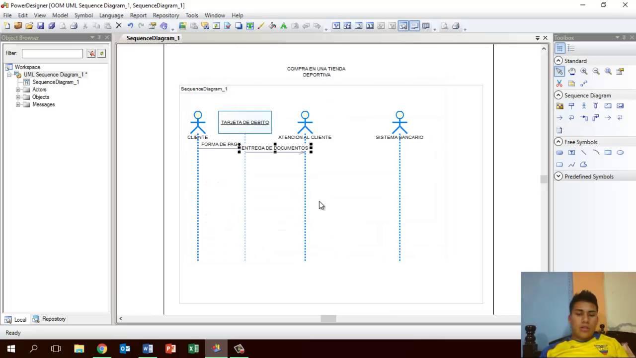 222s power designer modelo uml sequence diagram youtube power designer modelo uml sequence diagram ccuart Image collections