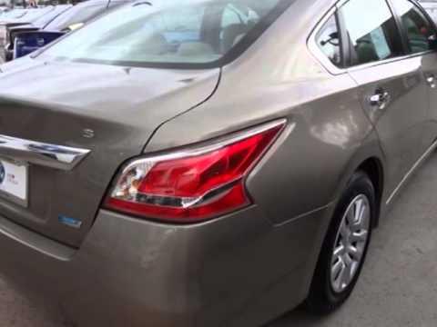 2014 Nissan Altima 4dr Sedan I4 2 5 S Sedan Las Vegas