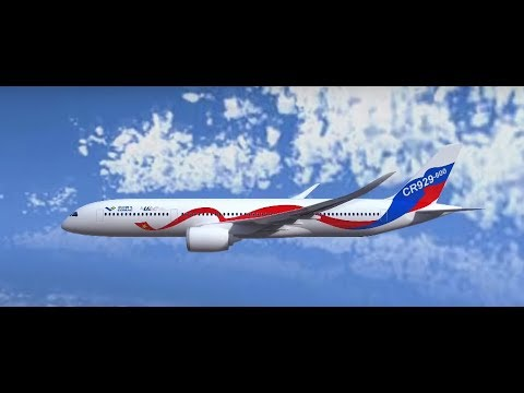 CRAIC CR929, widebody aircraft will be developed by Russia & China