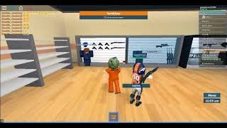 Roblox in prison Part 2
