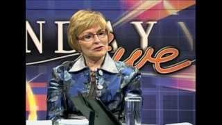 Sunday Live: Helen Zille