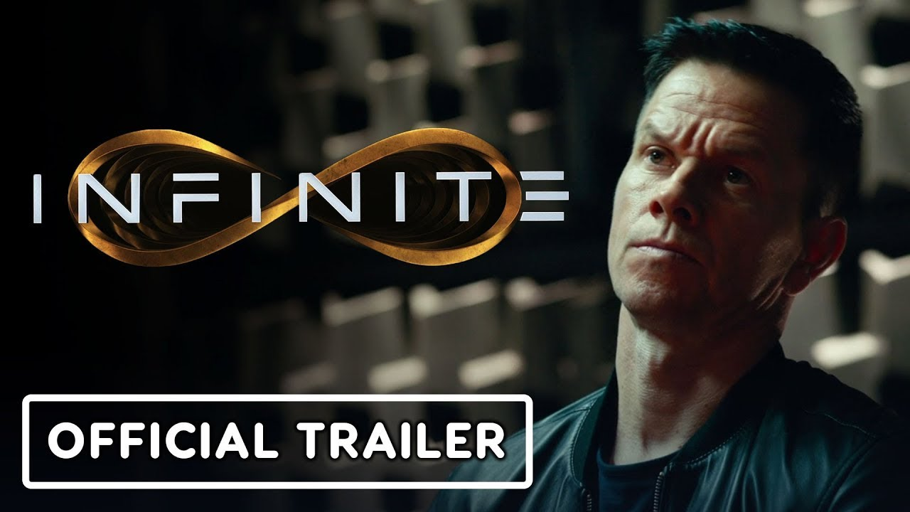 Download Infinite - Official Trailer (2021) Mark Wahlberg, Chiwetel Ejiofor