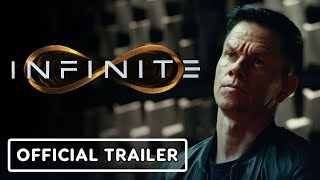 Infinite - Official Trailer (2021) Mark Wahlberg, Chiwetel Ejiofor