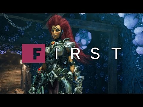 Darksiders 3 Gameplay Reveal  IGN First