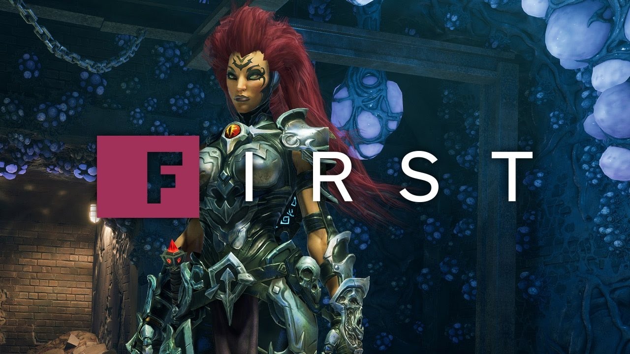 Watch 12 minutes of Darksiders 3 'pre-alpha' gameplay