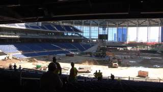Florida Marlins Stadium Tour