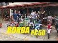 Honda Pc50 Modificada / Bicihonda / Club Pc50 Peru / Clasicos / Carlos Palomino