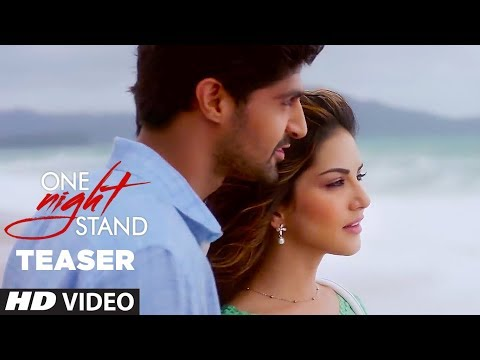 One Night Stand (Teaser) Latest Movie | Sunny Leone, Tanuj Virwani | T-Series