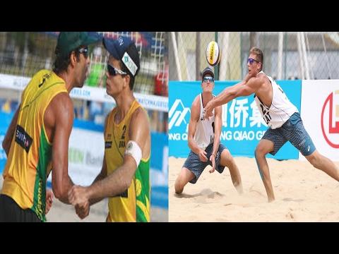 Pedro/Guto vs Plavins/Regza Fort Lauderdale major WORLD TOUR 5 star Pool D