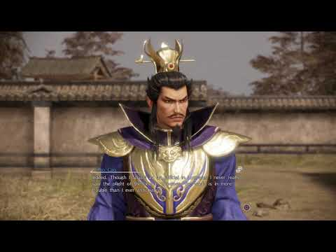 Dynasty Warriors 9 - Cao Cao Wei Dynasty | 1st Hour of Gamep