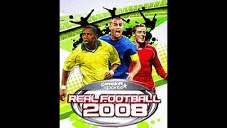 Download Real Football 2008 (Java Game - 2007) - GameLoft By: GamesSky