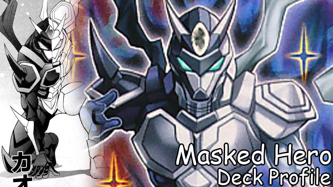 maksed hero deck how to build