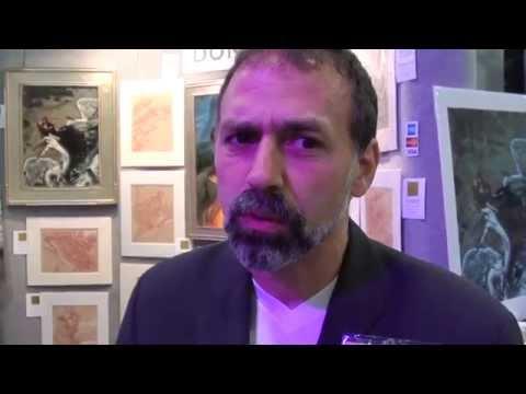 Donato Giancola Interview at Fantasy-Con 2014
