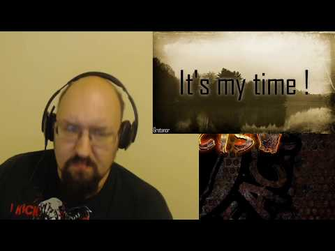 A song to get lost in. Insomnium The River reaction