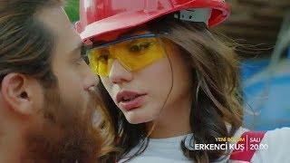 Erkenci Kuş cap 4 trailer en Español 'Demet Ozdemir & Can Yaman'