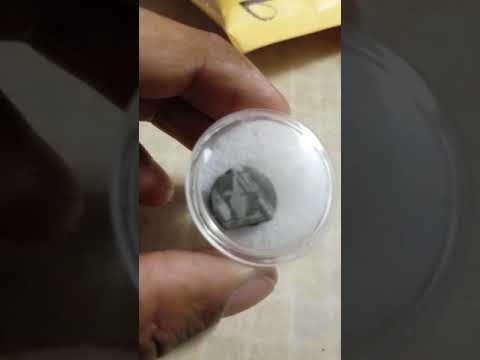 UNBOXING VIDEO!!!: Mounionalusta Meteorite THE OLDEST