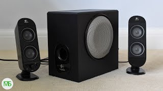 Logitech X-230 Overview, Specifications & Sound Test