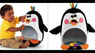 Відео огляди іграшок Fisher Price Go Go грайливий пінгвін BOPS