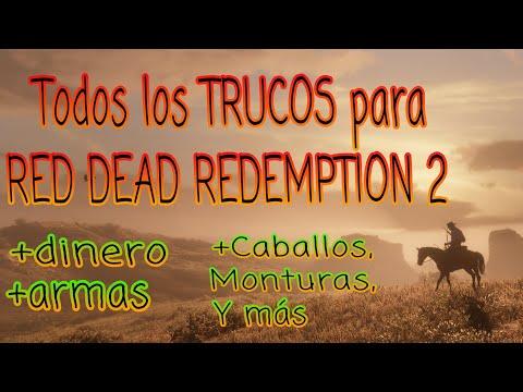 TODOS LOS TRUCOS DE RED DEAD REDEMPTION 2