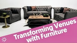 How to Transform Event Venues with Furniture - Kate Bartlett, AFR Event Furnishings