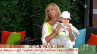 Pirner Almát barátnője figyelmeztette a veszélyre - tv2.hu/mokka
