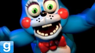 Five Nights at Freddys 2, 3, and 4 with Homer Simpson (Gmod Sandbox Funny Moments) (HD)