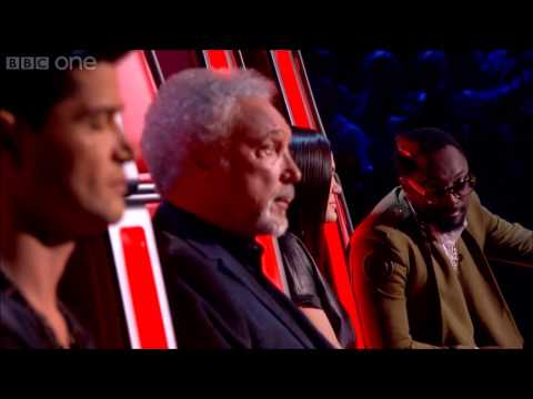 The Voice UK Best Auditions, series 1-4 (2012-2015)