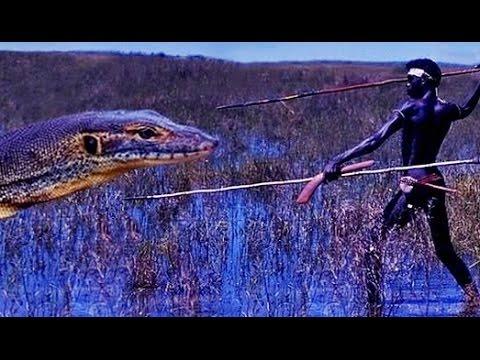 Sightings of Dinosaur-Like Beast: The Megalania - frmovies