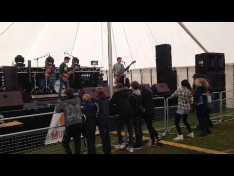 Teenage Kicks  @ Stortford Music Festival  The Undertones