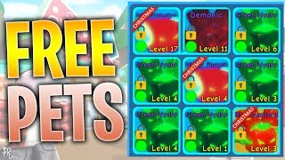 HE GAVE ME SO MUCH FREE LEGENDS BUBBLE GUM SIMULATOR **ROBLOX** - GAZAPLAYS