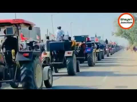 kisan-andolan-whatsapp-status-|-26-jan-tractor-status-|-sushil-vidyadhar-kaushik-|-shayari-junction|