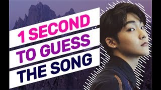 ▐ KPOP GAME ▌►1 SECOND TO GUESS THE KPOP SONG #7◄