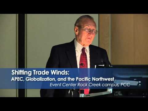 "Donald Hellman ""Keynote Address for Shifting Trade Winds Symposium"""