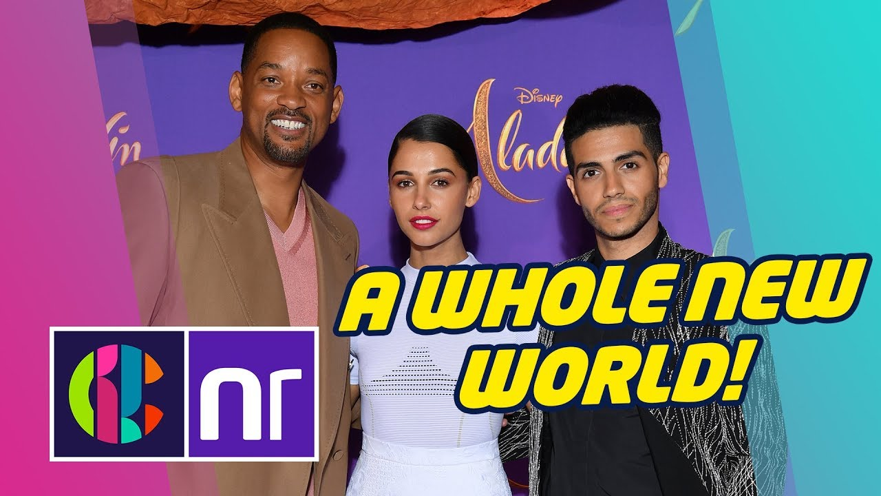 Aladdin Premiere: See Every Look as the Stars Hit the ''Magic Carpet''