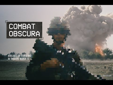 'Combat Obscura' Trailer: A Wartime Documentary the Marines Don't Want You to See