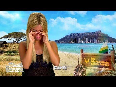 😭 CARLA en larmes sur le tournage de LMvsMonde3