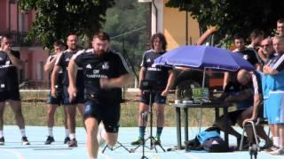 Forza e Passione -  Il cammino azzurro verso la Rugby World Cup 2015
