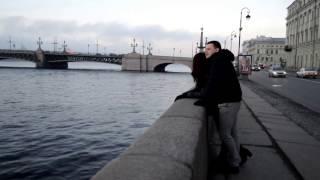 ВЛОГ: Самое романтичное видео / Питер / С любимым в Питере