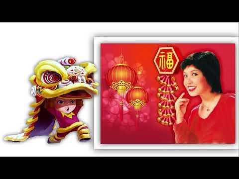 ZHANG XIAO YING - Chinese New Year Song