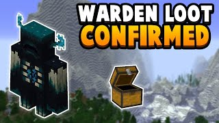 1.17: Warden Loot & Height Limit CONFIRMED!
