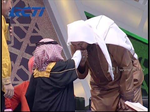 Syekh Ali Jaber Cium Tangan Rasyid 7 Thn - Hafiz Indonesia 2014