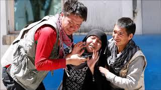 Afghanistan : 63 Tote bei Selbstmordanschlag in Kabul [ Nicht für zarte Gemüter geeignet ]