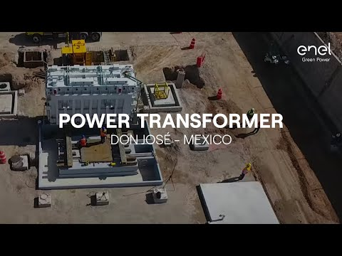 Enel Green Power Around the World: Work in Progress in Don José, Mexico