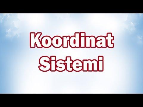 Koordinat Sistemi | 7. Sınıf Matematik