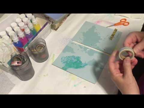 Illustrated Faith's Praise Book Flip Through and Process Video #1