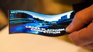 Samsung flexible foldable phone to launch in 2016
