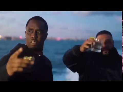 P. Diddy & DJ Khaled con Chambea de Bad Bunny