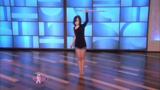 Hoop Dance on Ellen